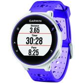 GARMIN 010-N3717-41 Refurbished Forerunner(R) 230 GPS Running Watch (Purple/White)