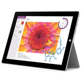 Microsoft Surface 3 Tablet Intel Atom Z8700 2.4GHz 2GB 64GB WebCam 10.8 Win 10 7G5-00015