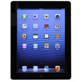 Apple iPad with Wi-Fi + Cellular 32GB - Black - AT&T (3rd generation) - B - MD367LLA-PB-3RCB