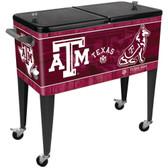 SAINTY 29-111 Texas A&M University(R) 80-Quart Patio Cooler