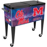 SAINTY 29-109 Universiy of Mississippi(R) 80-Quart Patio Cooler