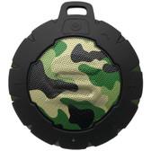 SOUL 81970473 STORM Weatherproof Bluetooth(R) Speaker (Camo Red)
