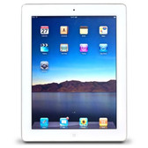 Apple iPad 2 with Wi-Fi 64GB - White (2nd generation) - B