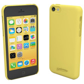 Devicewear MET-IPH5C-YEL iPhone(R) 5c Metro(TM) Case (Yellow)