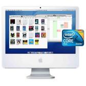 Apple iMac 17 Core 2 Duo T7200 2.0GHz All-in-One Computer - 1GB 160GB DVDRW Radeon X1600 AirPort/OSX (Late 2006) - MA590LL-PB-3RCC