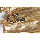 ONE SIZE Nine West Womens Handbag 131204 METALLIC LEM