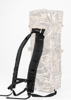 Harness for Expandable Long Lens Bags