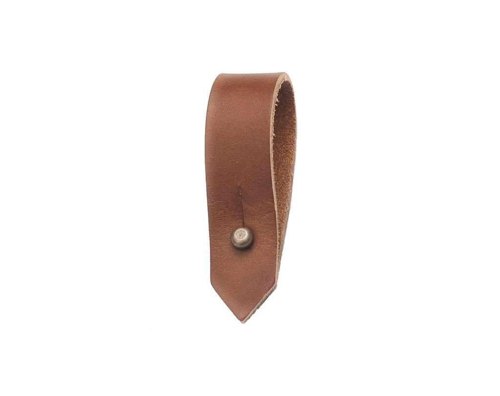 Leather Paddle Harness - Horizontal