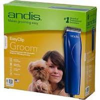 Andis - Easy Clip Groom 12 Piece Clipper Kit, 110 volt, U.S. plug