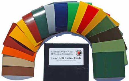 NP Color Drift Card Set