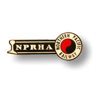 NPRHA Logo Pin