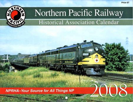 NPRHA 2008 Calendar