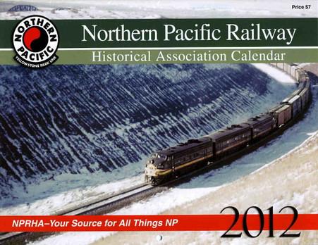 NPRHA 2012 Calendar