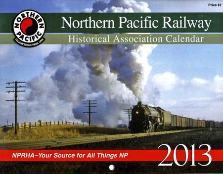 NPRHA 2013 Calendar