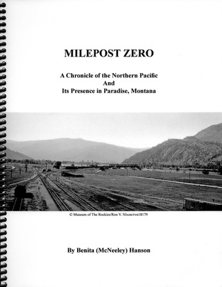 Milepost Zero: The NP in Paradise Montana