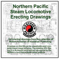 NP Steam Erecting Drawings