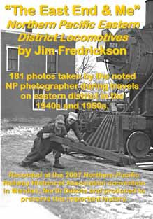 NP Eastern District Locomotives