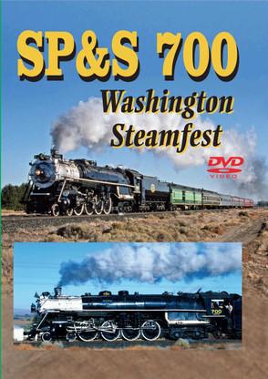 SP&S 700 at Washington Steamfest