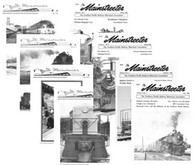 Mainstreeter Reprint Set 2
