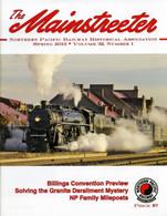 Mainstreeter V32-1 40p