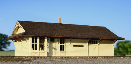 Northern Pacific Class C Depot