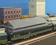 Bethlehem Car Works NP 10-1-1 Pullman Sleeper Lowey Paint Scheme