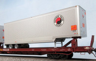 NP Brown built Trailer from Trainworx