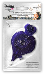 E-Z Runner Permanent Stars Refill by Scrapbook Adhesives - 650 Stars