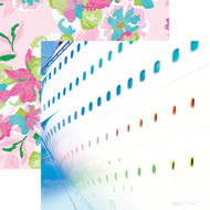 Paradise Found Collection Cruise Starboard 12 x 12 Double-Sided Scrapbook by Paper House Productions