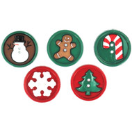 Holiday Collection Sew Fun Christmas Buttons by Jesse James Buttons
