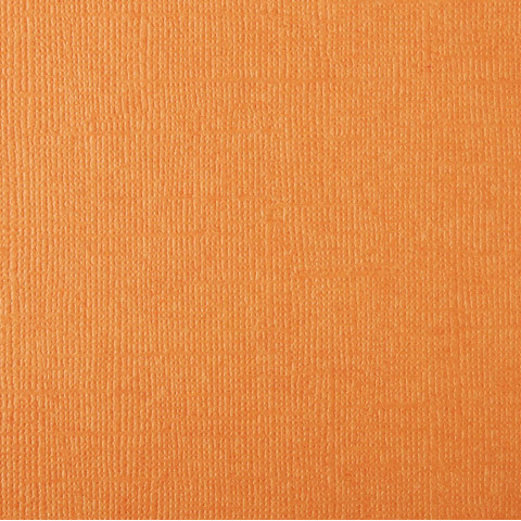 Core'dinations Collection Core Foundations Valentia Orange 12 x 12 Cardstock by Core'dinations