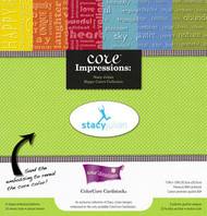 Core'dinations Collection Core Impressions 12 x 12 Cardstock Pack by Stacy Julian - 20 Sheets