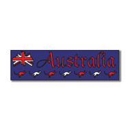 "Australia Laser Cut Title Topper - 12"" by Scrapbook Customs"