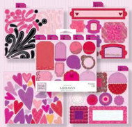 Valentine's Day Collection Punchboard Addons by Heidi Grace