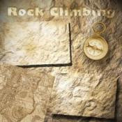 Rock Climbing 12 x 12 Scrapbook Paper by Scrapbook Customs