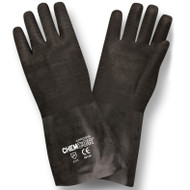 CHEM-COR™ Supported Neoprene Gloves, Jersey Lined, Smooth Finish, 12-INCH (Dozen)