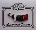 Captain Hook's Arm Fabulous Magnet Accoutrement Designs