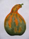 Ann Wheat Pace 252F 18 Mesh Pumpkin Includes Stitch Guide Squash