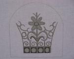 Ann Wheat Pace 254E 18 Mesh Mercury Includes Stitch Guide Crown