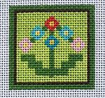 """Ann Wheat Pace 630D Flower Pot 13 Mesh 2.75"""" x 2.75"""""""