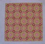 """Ann Wheat Pace 770A 13 Mesh Sunny Grid 8""""x 8"""""""