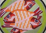 K003 Melissa Prince 8 x 6 Fish