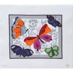 B362 Melissa Prince 12 x 10 Butterflies