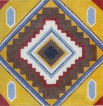 N119 Melissa Prince 8 x 8 Native American Style