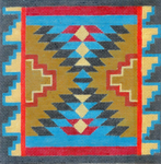 N121 Melissa Prince 8 x 8 Native American Style