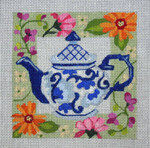 A170 Melissa Prince 5 x 5 Teapot