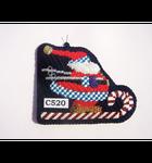 C520 Candy Cane Slalom The Princess And Me Santa