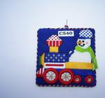 C540 Snowman Express The Princess And Me