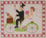 C670 Bicycle Built For Two Honeymoon Pair The Princess And Me