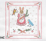 14C MM Designs Bunny 5 x 5